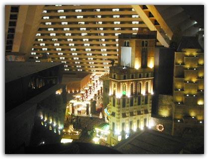 Luxor Fourteenth Floor